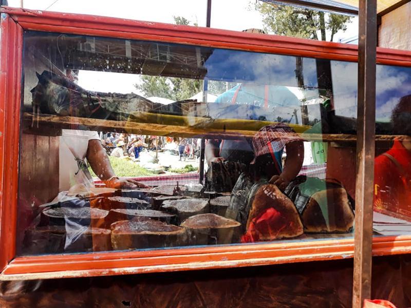 Les marchés locaux : scènes de l'identité malgache