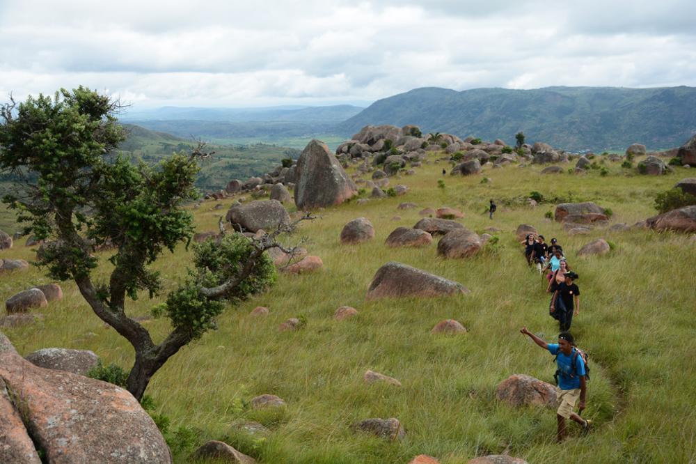 Interview avec Arsène, notre guide spécialiste trek