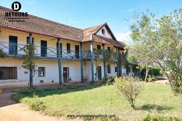 Fianarantsoa, et ses terres viticoles