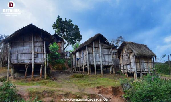 L'architecture malgache : La fabrication de la casa