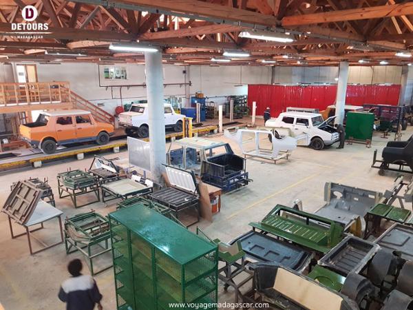 Karenjy : l'unique voiture «vita malagasy »